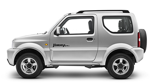 Virgin Gorda Car Jimny